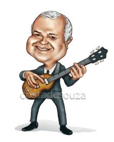 caricatura beatles paul 60 caricature