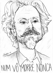 alexandre nero comendador alfredo caricatura