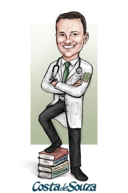 caricatura formatura medicina