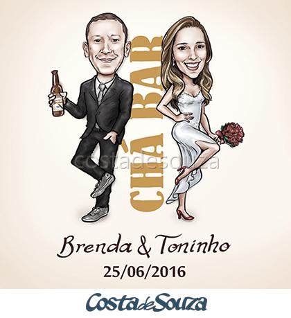 caricatura-casamento-cha-bar-noivos