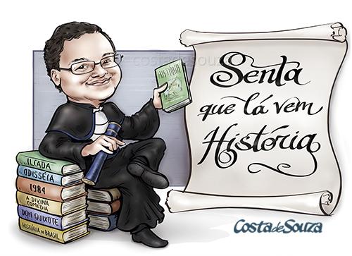caricatura-formatura-historia