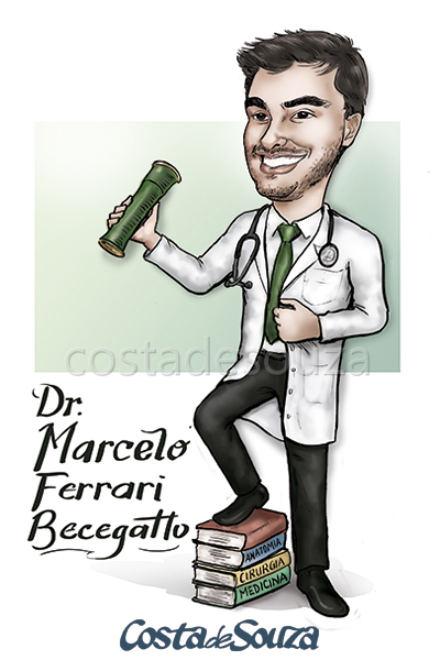 caricatura-formatura-medicina
