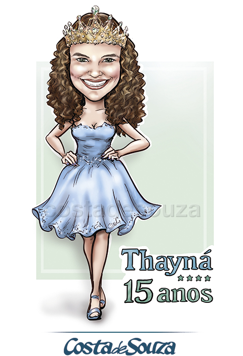 caricatura-aniversario-15-anos