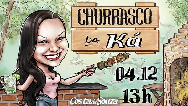 caricatura-churrasco-frase