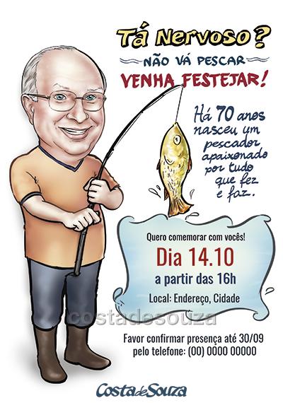 Peixe Costa De Souza