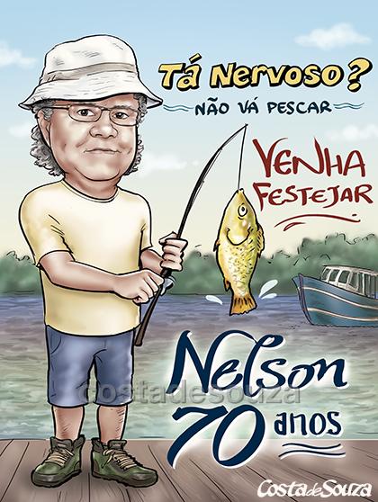 Pescador Costa De Souza
