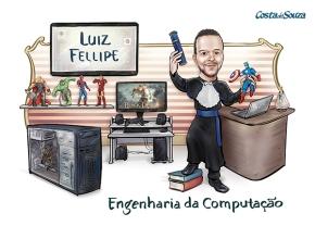 caricatura formatura engenharia computação