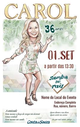 convite-aniversc3a1rio-samba-caricatura