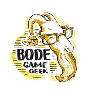 Bode Game Geek logotipo