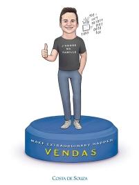 caricatura homenagem marketing