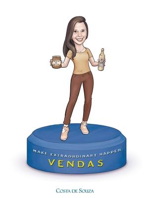 caricatura publicidade premiação