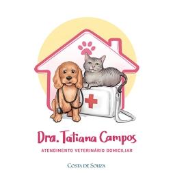 logomarca logotipo marca veterinária desenho